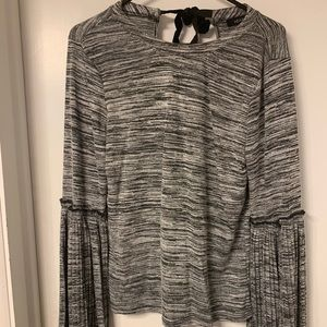 XL long sleeve top